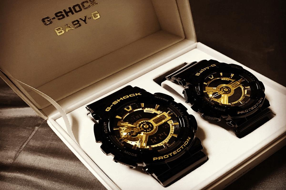 2つの時計